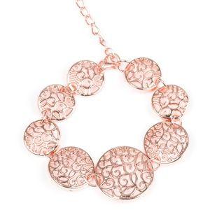 Dream WHIRL - Copper Bracelet